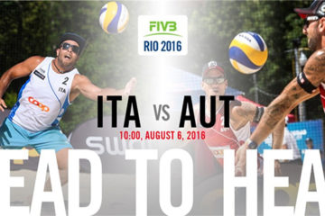 Olimpiadi Rio 2016: Alle 15 in campo Ranghieri/Carambula contro gli austriaci Doppler/Horst