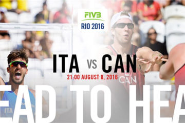 Olimpiadi Rio 2016: Ranghieri/Carambula alle 2 sfidano i canadesi Binstock/Schachter