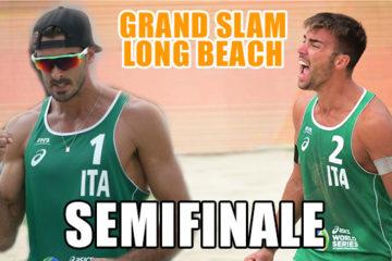 Long Beach Grand Slam: Favola Ranghieri/Caminati, è semifinale! Alle 00:15 in diretta streaming vs Lucena/Dalhausser