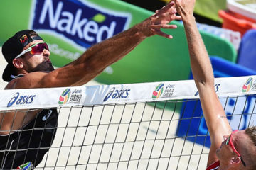 Long Beach Grand Slam: Ranghieri/Caminati, prima il ko, poi il 2 a 0 a Gibb/Patterson