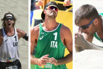 Long Beach Grand Slam: Ranghieri/Caminati giu' dal podio. Primo posto per Pedro/Evandro
