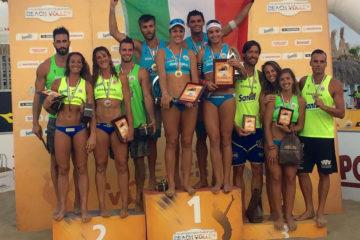 Tricolori 2×2: Menegatti-Giombini e Caminati-Rossi Campioni d'Italia 2016