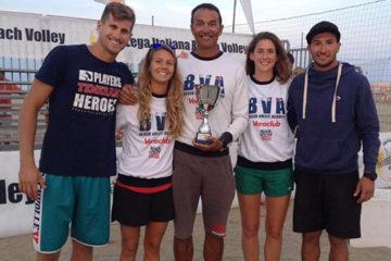 LIBV CUP: Alla Beach Volley Academy il secondo posto assoluto nel campionato per società