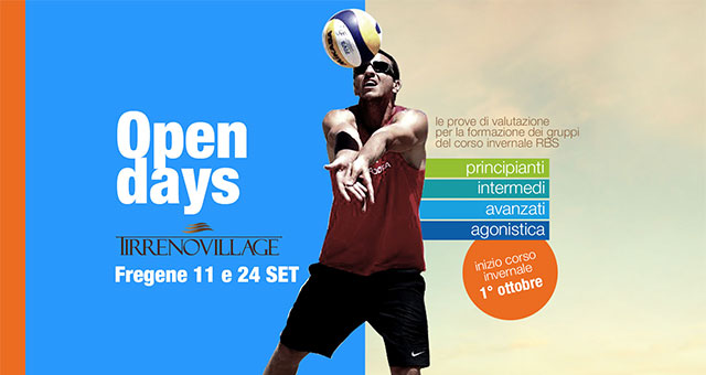 open days 2016 roma beach school