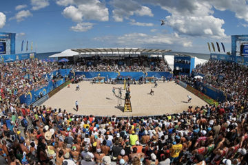 World Tour 2017, il calendario provvisorio. Il grande beach volley torna a Roma?