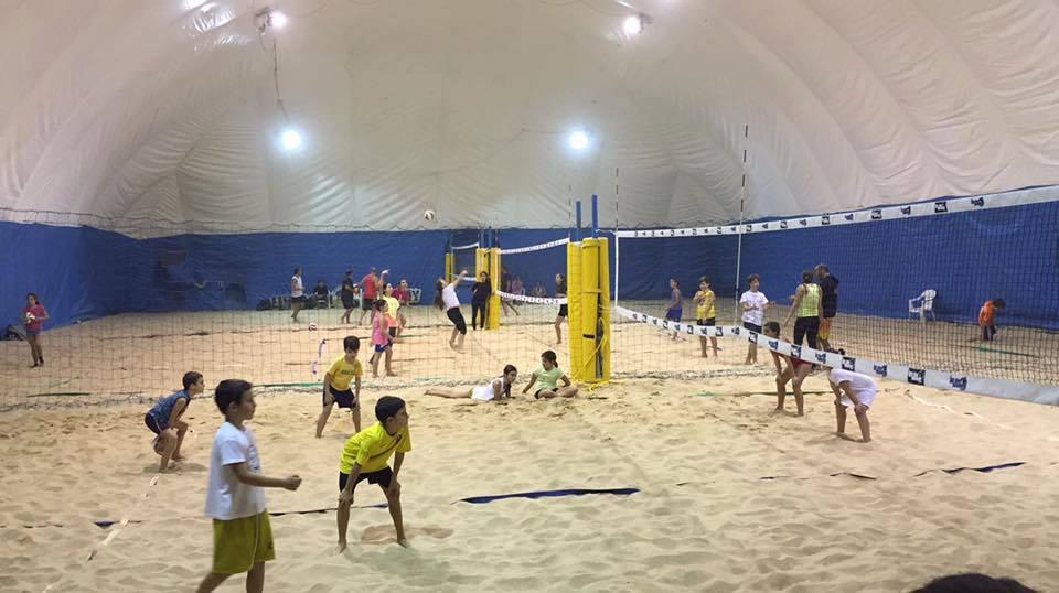 """In archivio la prima tappa del torneo """"Young Division"""" Under 12 della Live Sand Academy"""