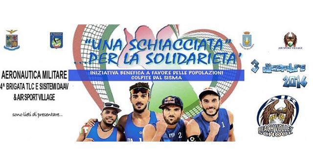 una schiacciata per la solidarietà latina