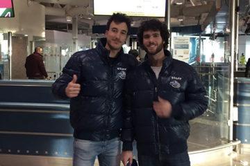 Snow Volleyball: Matteo Carlon e Stefano De Monti volano in Iran