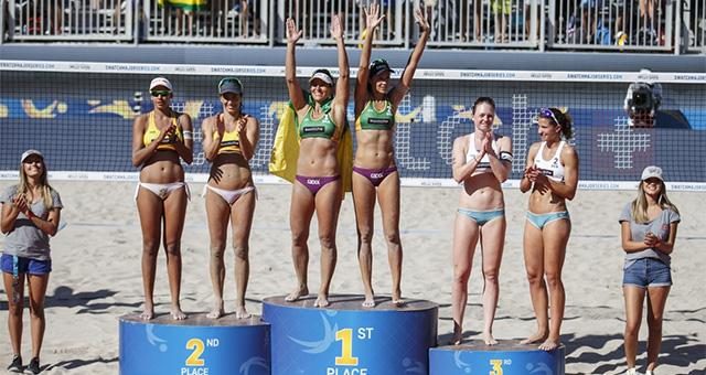 fort lauderdale 2017 womens medal