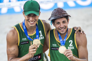 Five Stars Fort Lauderdale: Brasile protagonista. Vincono Álvaro Filho/Saymon