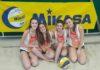 Al campionato invernale LIBV ottimi risultati per il progetto Young Division della Live Sand Academy