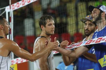 World Tour Rio: Nicolai/Lupo sconfitti in semifinale da Losiak/Kantor. Oggi si gioca per il bronzo