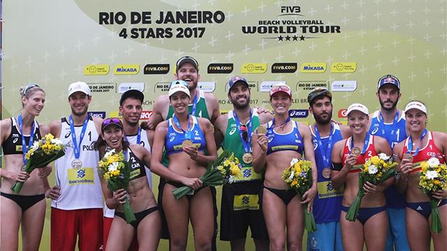 podio rio world tour 2017 4 star