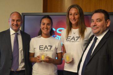 Presentato l'ICS Beach Volley Tour Lazio. Sabato 17 giugno al via la prima tappa al Gilda di Fregene