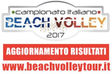 Campionato Italiano 2017 Vieste: I risultati del secondo turno vincenti