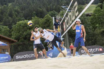 World Tour Gstaad Major: Avanti Italia! Nicolai/Lupo e Ranghieri/Carambula vincono e conquistano i sedicesimi di finale