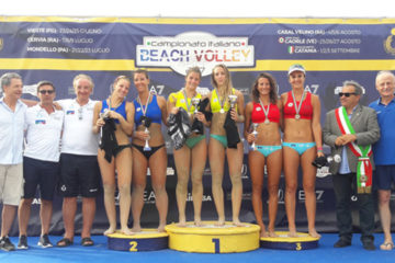 Campionato Italiano Cervia: oro per Orsi Toth R./They (donne) e Andreatta T./Abbiati (uomini)