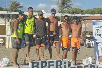 Beach Volley Italia Tour: Vincono Gili/Costantini e Bonifazi/Di Stefano (Beach Volley Academy)
