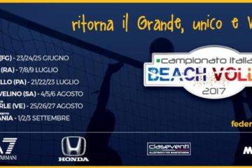 Il Campionato Italiano assoluto riparte da Casal Velino (Sa)