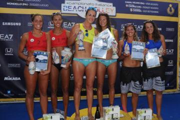 Campionato Italiano: Rossi-Caminati e Zuccarelli-Giombini espugnano Casal Velino