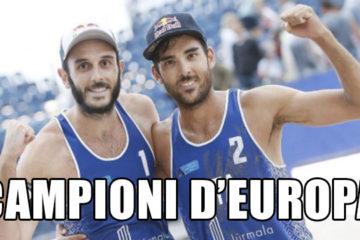 Europei 2017: Lupo/Nicolai sono i nuovi CAMPIONI D'EUROPA