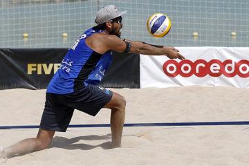 4 Star Doha: Out Nicolai/Lupo e Ranghieri/Caminati
