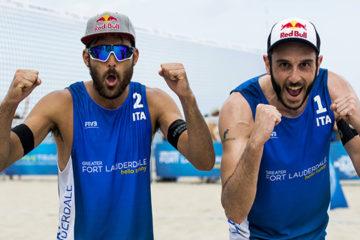 World Tour Mosca: Lupo/Nicolai e Menegatti-Orsi Toth pieno di successi