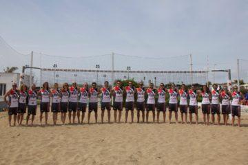 Ostia: torna la primavera e torna la Beach Volley Academy