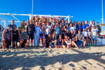 Beach Volley, LIBV Major Series 2018: la Beach Volley Academy alle finali di Cesenatico