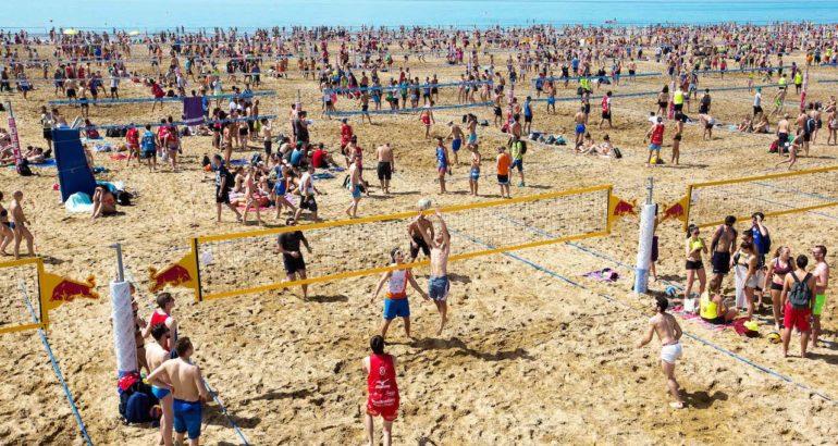 Dall'11 maggio a Bibione torna la Mizuno Beach Volley Marathon
