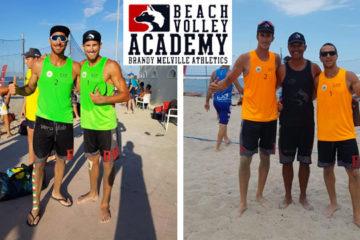 Campionato Italiano Lecce: La Beach Volley Academy sugli scudi. Tutti i risultati