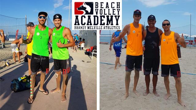 beach volley academy campionato italiano assoluto lecce 2018