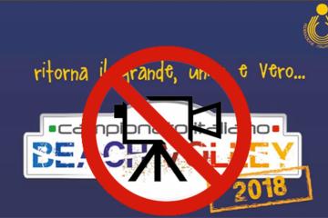 Campionato Italiano Milano: Domani le semifinali! Nel frattempo…è vietato fare video