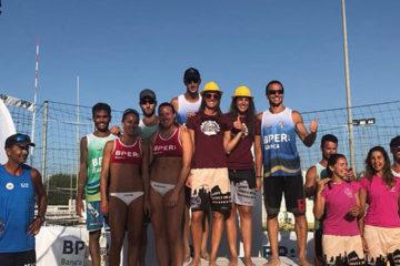 Beach Volley Italia Tour 2018 Ostia: Oro per Toti/Allegretti J. e Colaberardino/De Luca (BVA)