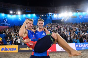 World Tour Finals Amburgo: Mol/Sørum imbattibili: per i norvegesi oro e 150.000 dollari. Lupo/Nicolai quinti