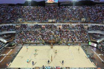 Il grande Beach Volley torna a Roma. A settembre 2019 confermata una tappa 5 stelle