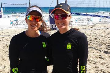 "Toti/Allegretti J. e Kessler/Krumins trionfano al ""Riviera Beach Volley"""