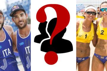Mondiali Amburgo: Lupo/Nicolai e Menegatti/Orsi Toth in tabellone. La FIPAV assegnerà la wild card (quasi certa) a Ranghieri/Caminati?
