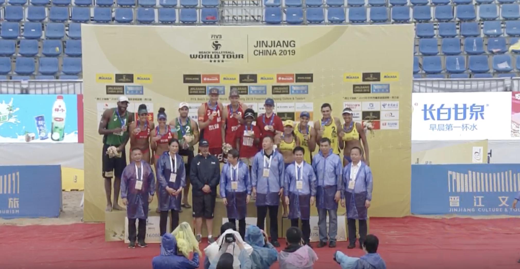 podio jinjiang 2019