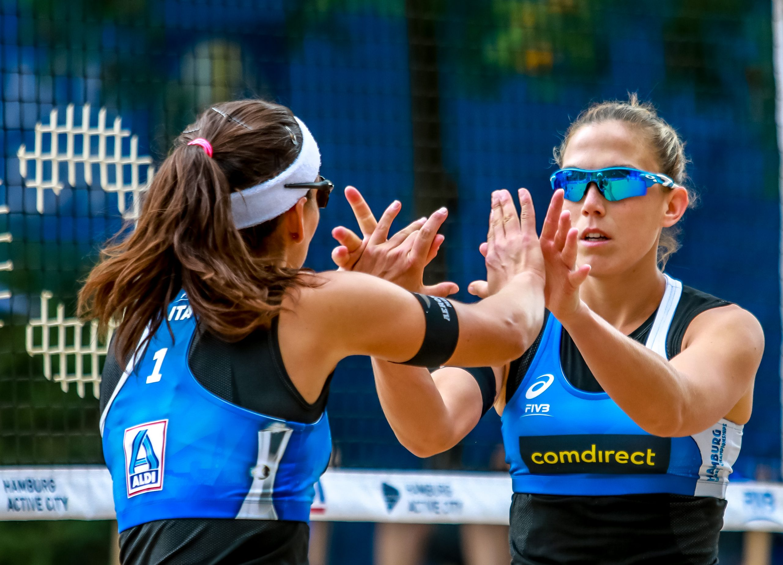 Torneo Qualificazione Olimpiadi: in Cina Lupo/Nicolai e Menegatti/Orsi Toth