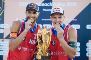 Europei 2019: Mol/Sorum ancora campioni
