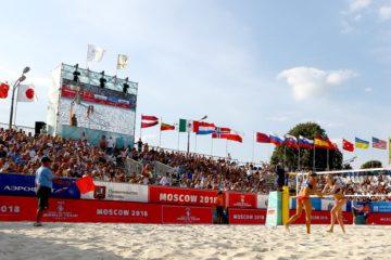 World Tour Mosca: da domani le qualificazioni