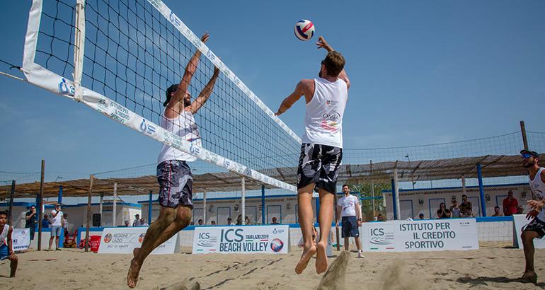fipav lazio beach volley tour 2019