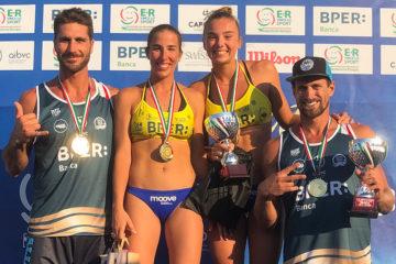 AIBVC Cup: A Bellaria vincono Bertozzi/Mazzotti e Bonifazi/Manni (BVA)