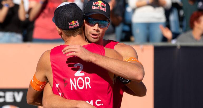 Europei 2020: Mol A./Sørum (M) e Heidrich/Vergé-Dépré (W) sono i nuovi campioni di Europa. Bronzo per Nicolai/Lupo