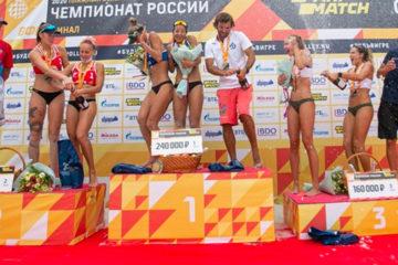 Krasilnikov/Stoyanovskiy e Ganenko/Frolova trionfano alle finali del campionato russo di Sochi