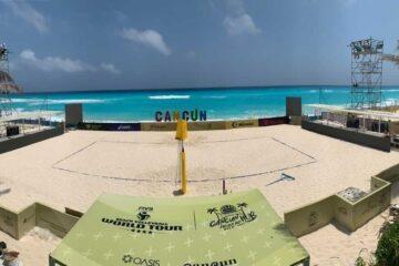Cancun Hub 3° evento: Oggi al via le qualifiche con Windisch/Cottafava e Abbiati/Andreatta