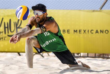 Cancun Hub 1° evento: Nicolai/Lupo vittoria ed ottavi. Ai sedicesimi vanno Carambula/Rossi e Windisch/Cottafava