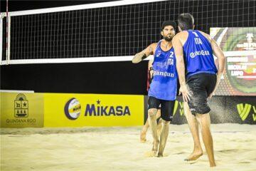 Cancun Hub 2° evento: avanti Italia. Nicolai/Lupo e Carambula/Rossi ai quarti