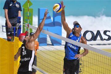 Cancun Hub 1° evento: Esordio vincente per Nicolai/Lupo e Rossi/Carambula. Ko Windisch/Cottafava